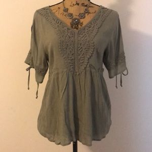 Maurices dressy top